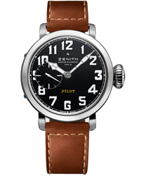 Zenith Pilot Men's Watch Model: 03.1930.681-21.C723